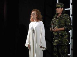 e-theatrum teatru online Maria Stuart Teatrul Bacovia Bacau