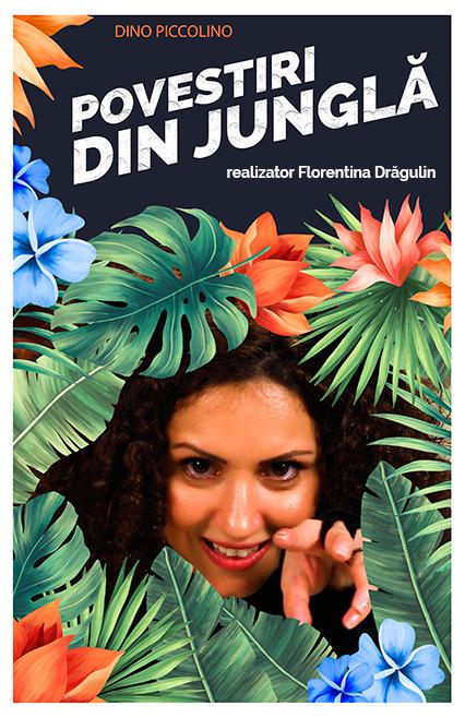 povestiri din jungla teatru de papusi
