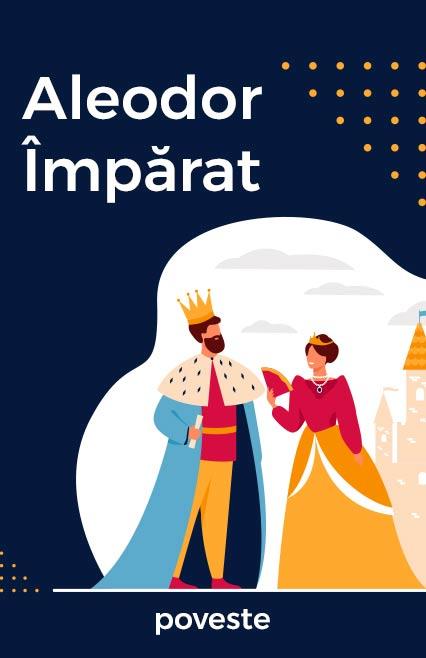 Aleodor-Imparat-afis-e-theatrum, povesti, teatru online