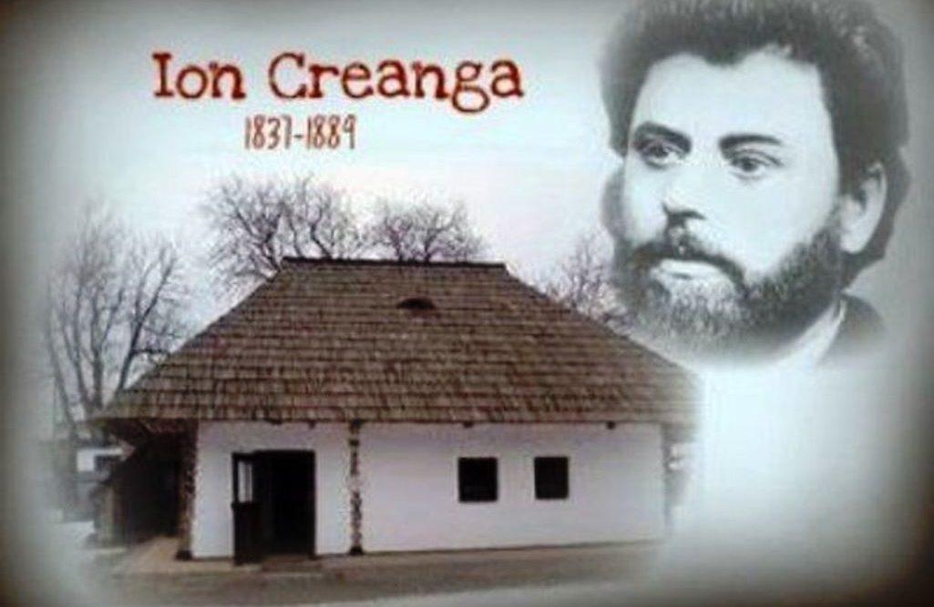 Ion Creanga si casa memoriala