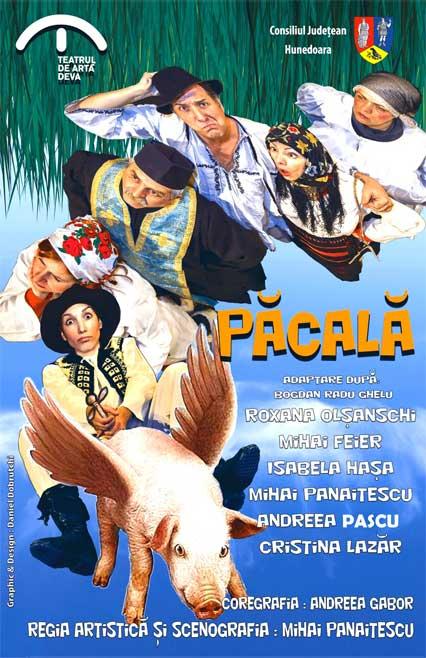 PACALA, teatru online, povesti