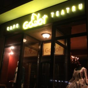 TEATRU GODOT, teatru online, teatru