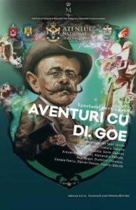 afis-aventuri-cu-domnul-goe-ateneu-iasi-teatru, teatru online, povesti