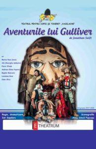aventurile lui Guliver, povesti, teatru online
