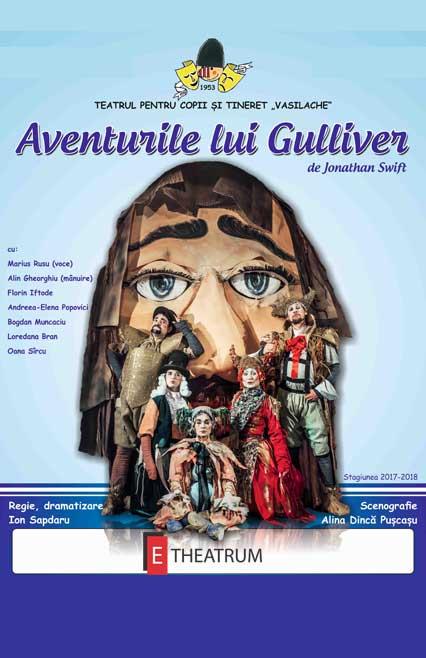 Aventurile lui Gulliver
