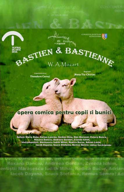 Bastien și Bastienne, teatru online, povesti
