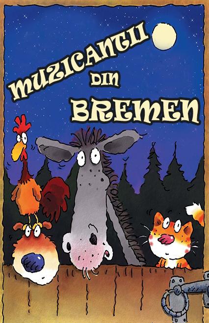 muzicantii din Bremen, poveste, teatru, teatru online, e-theatrum