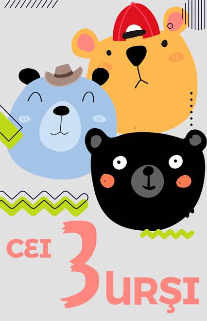 Cei trei urși poveste