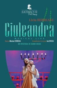 Ciuleandra - spectacol de teatru muzical live