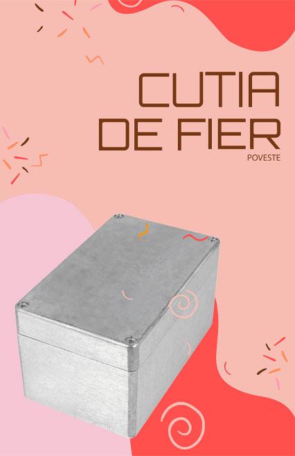 Cutia din fier - poveste pentru copii