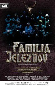 Familia Jeleznov spectacol de teatru online