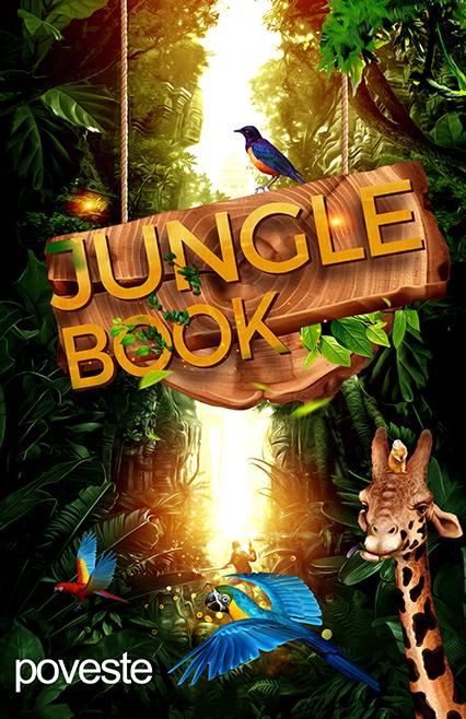 cartea junglei, poveste, povesti, teatru, teatru online, e-theatrum