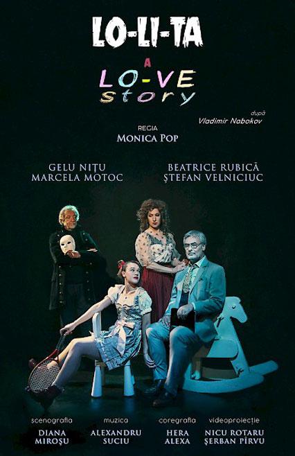 lolita, teatru online, povesti