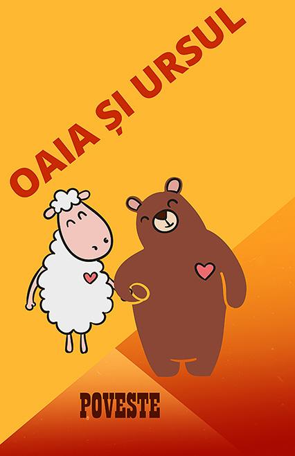 Oaia și Ursul - poveste