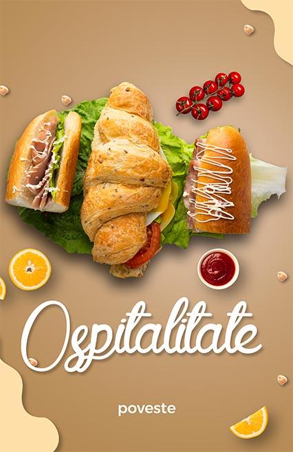 Ospitalitate - poveste pentru copii