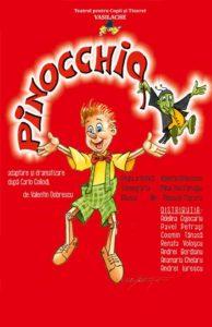 Pinocchio spectacol pentru copii