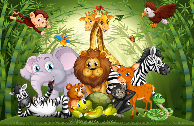 Povesti pentru copii cu animale