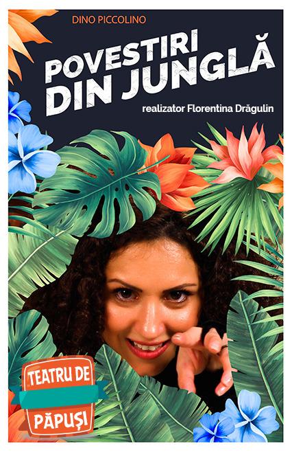Povestiri din junglă