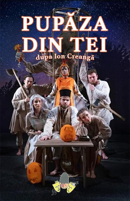 pupaza-din-tei-afis-2 teatru