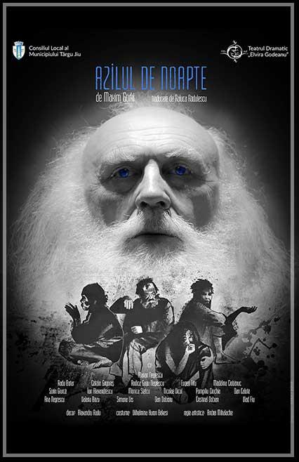 Azilul de noapte -spectacol de teatru dupadupa Maxim Gorki