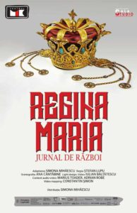REGINA MARIA, jurnal de război