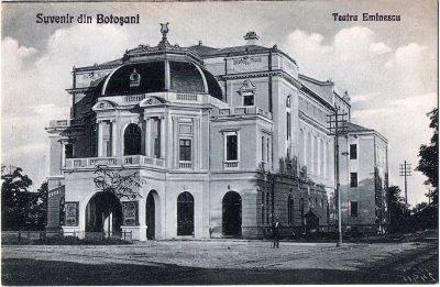 teatru Botosani 1932, teatru online, e-theatrum