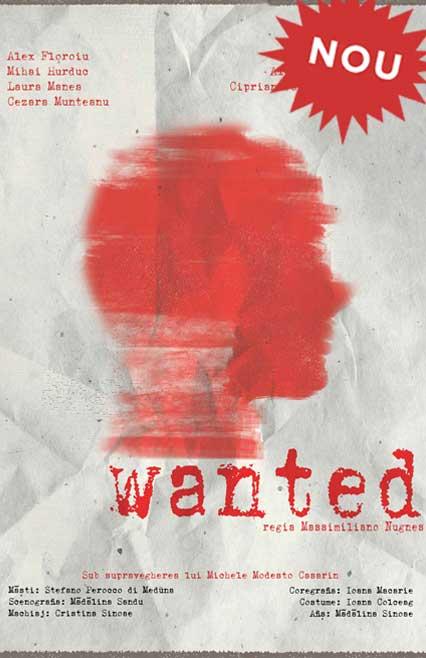 wanted, teatru online, povesti